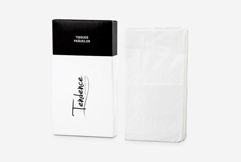 pañuelos para hoteles