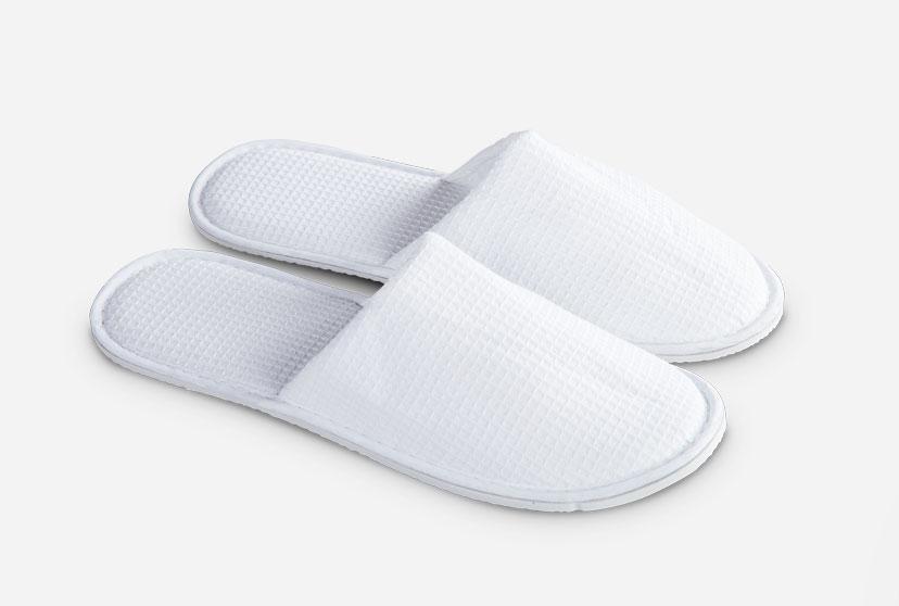 zapatillas para hoteles