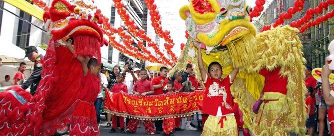 amenities año nuevo chino