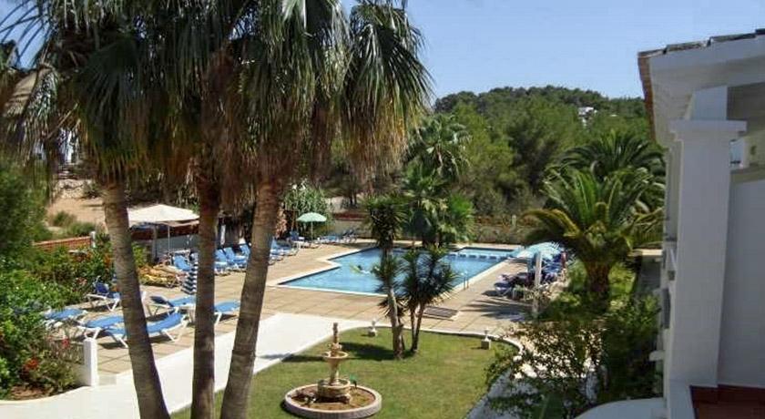hoteles con piscina