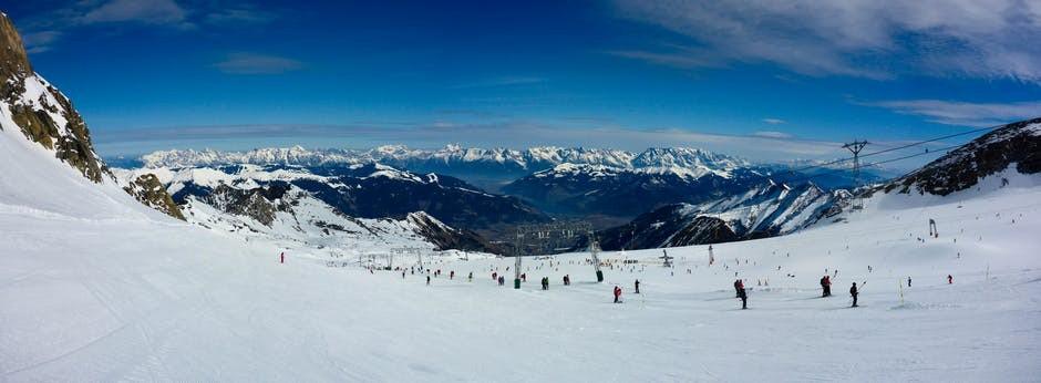 hoteles de ski
