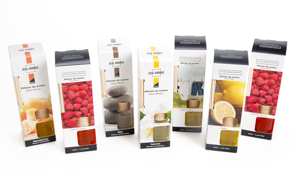 difusores de aromas