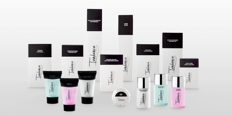 amenities coleccion tendence