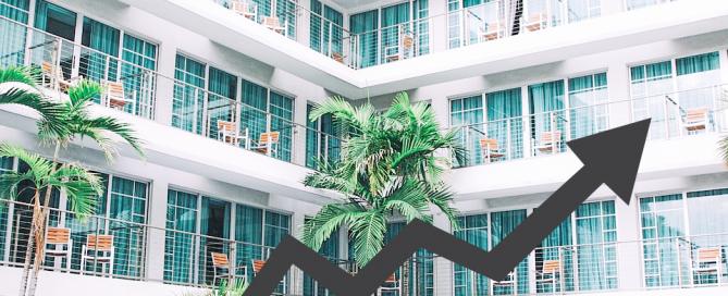 incremento alquiler apartamentos turísticos