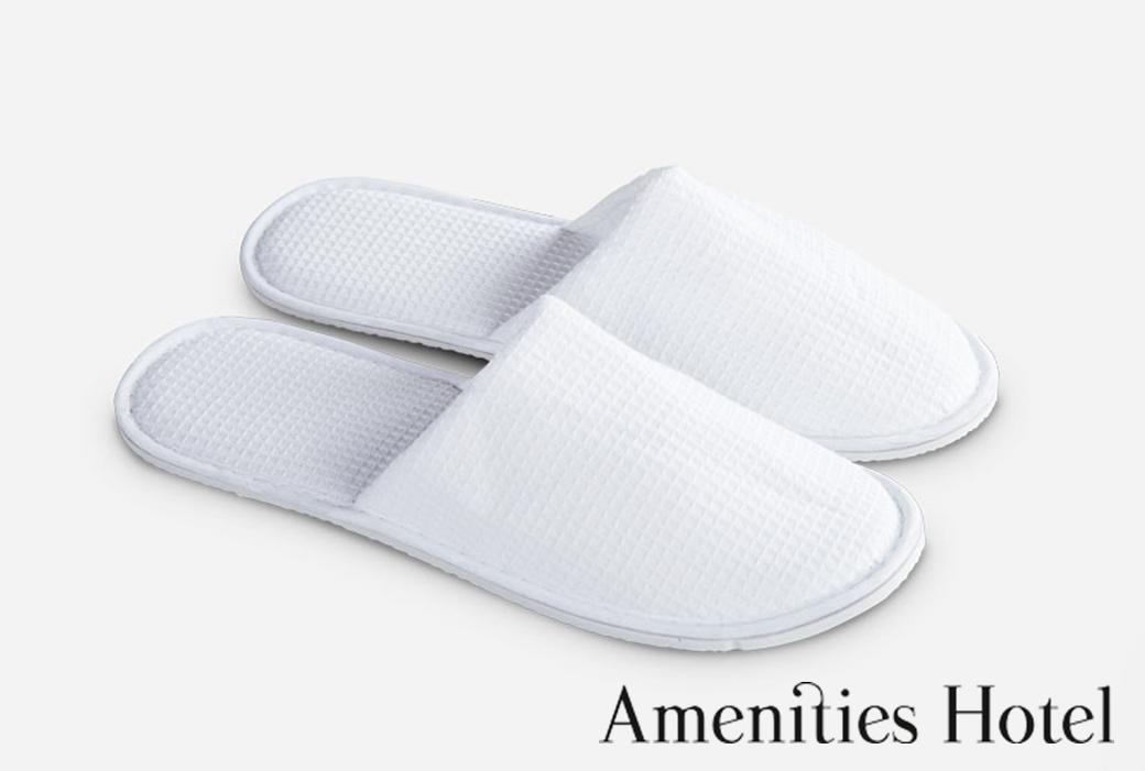 zapatillas de hotel y spa