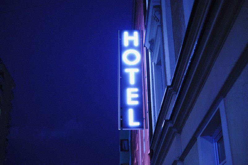 hoteles por horas