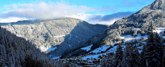 hoteles de montaña winter