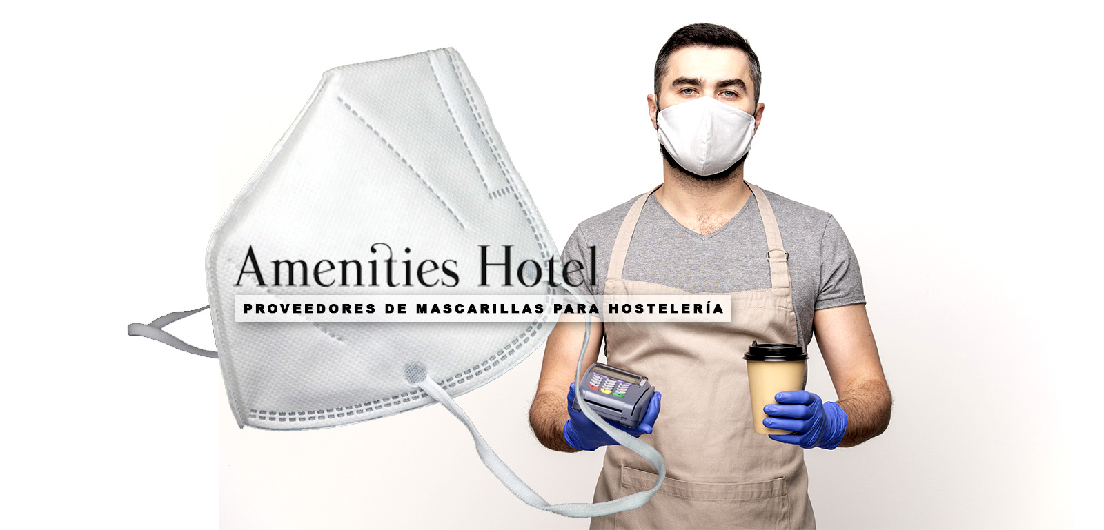 mascarillas para hosteleria hotel