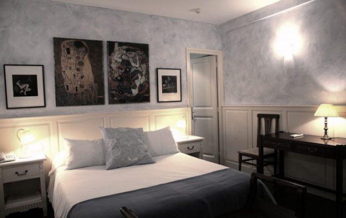 Hotel con amenities ecológicos