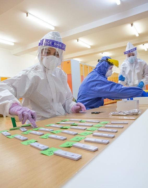 Test de antígenos para hoteles